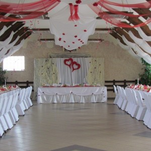 Gallery wedding hall
